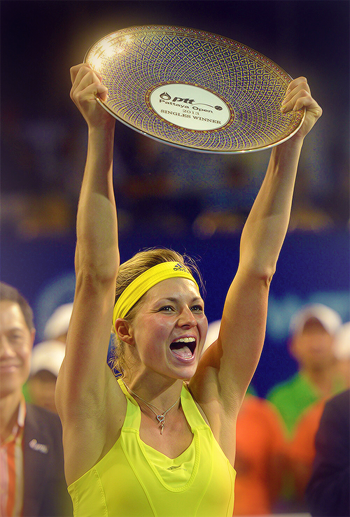 | Pattaya City 2013 | Maria Kirilenko remporte son 6ème titre WTA en simple dame.