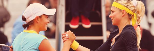 | Roland Garros 2013| Le deuxième Grand Chelem de la saison, et l'occasion de rentrer dans le top 10.