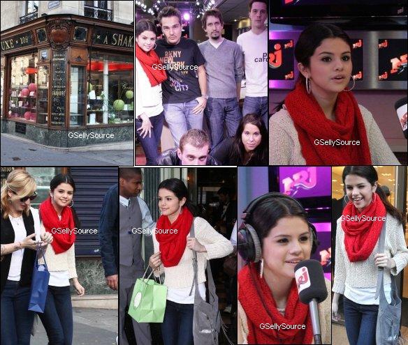 """* Selena Gomez conférence de presse pour """"Kiss ans Tell"""". *"""