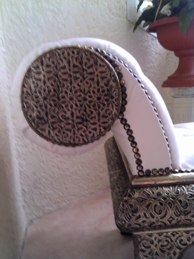 Canapé Cuir Style Orientale Moderne - Blog de Deco-Eclat-Orient