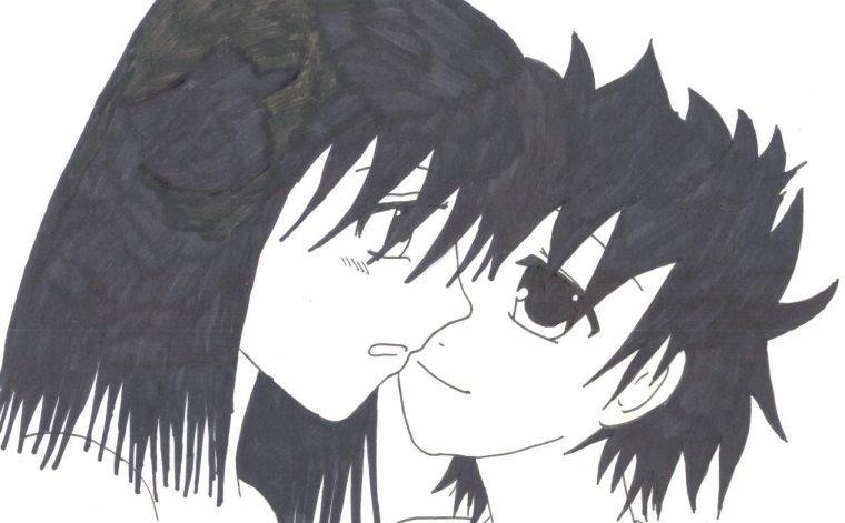 HS : Arooki et Rui (8et9ans)