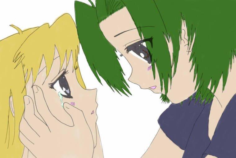 HS Misaki & Lyra (8et5ans)