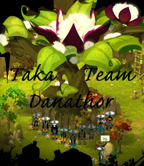 Bienvenue sur le blog de la Team Taka