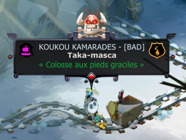 Colosse / Troll / Xel !