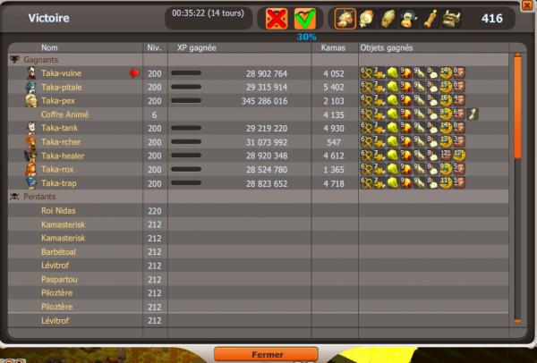 La guilde est 200 Mesdames Messieurs !!