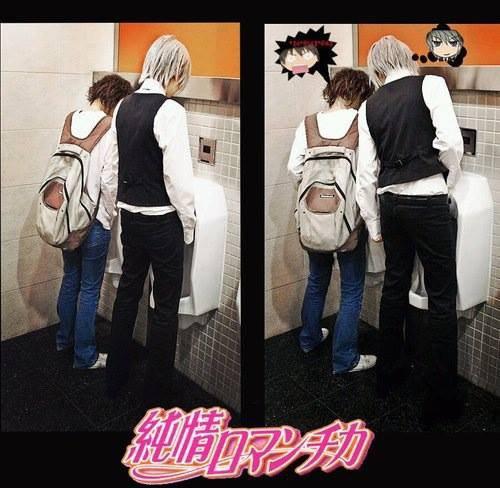 Usagi x Misaki funny cosplay