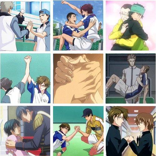 Pourquoi j'aime les animes de sport ? C'est simple ! *^*