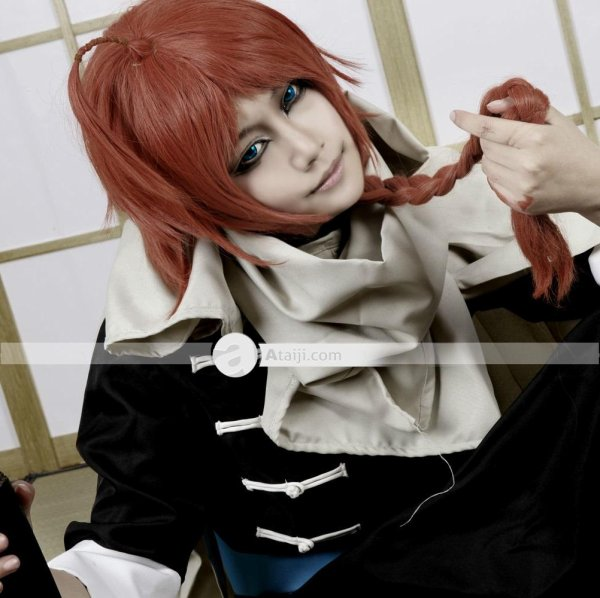VIVE LE COSPLAY *Q*