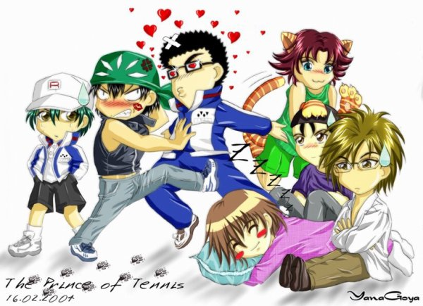 Vive Prince of Tennis