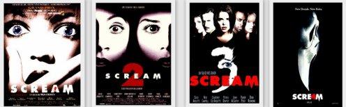 # Scream la Saga #