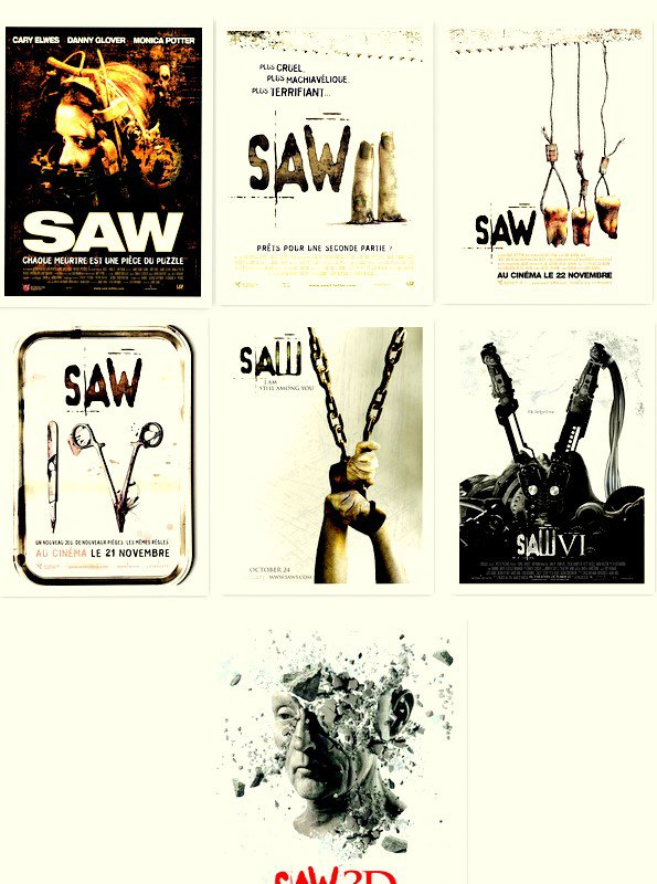 # Saw La Saga  #