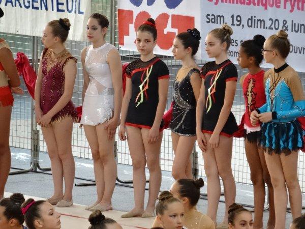 Championnat de France 19 au 21 mai 2018 à Argenteuil