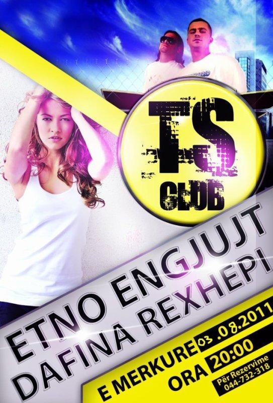 Dafina Rexhepi & Etno Engjujt TS-Club Vushtrri  E Mërkure |03.08.2011|