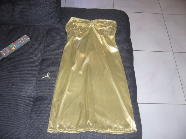 la robe de christine