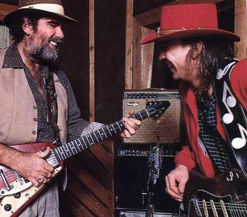 Stevie ray Vaughan & Lonnie Mack !!