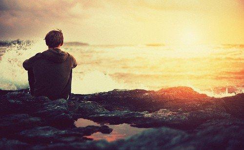 Peut-être que tu perds tout, mais moi si je te perds, je suis perdu.