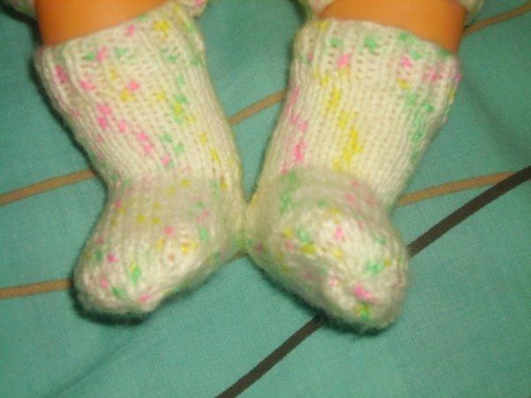 chaussettes pour prémas