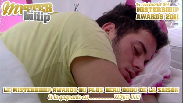 Les mister biiiip awards !!!