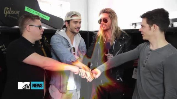 Tokio Hotel Is Back