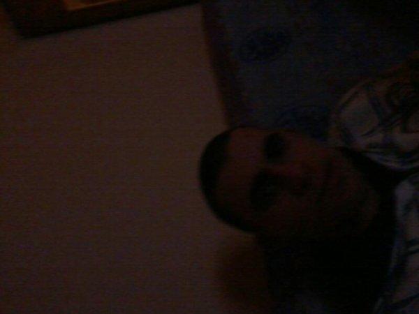 Moi dans la nuit