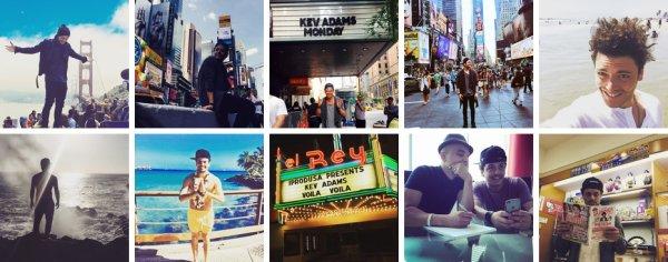 Kev Adams : Le succès de sa première tournée à l'étranger