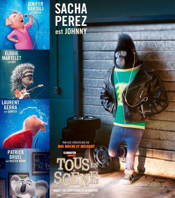 Tous En Scène : Le nouveau film musical de l'année 2017