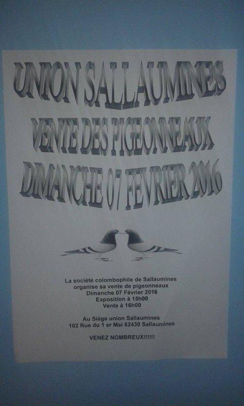 union sallaumines