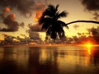 Couchers et levers de soleil