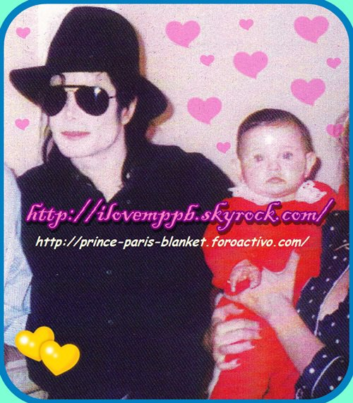 ❤❤❤ Michael y Paris ❤❤❤
