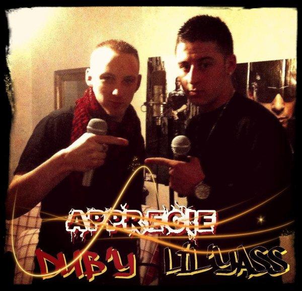 """""""Apprécie"""" Feat Lil'Yass (2011)"""