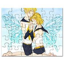 Os n°4 : anniversaire Rin et Len : Dernier bout du puzzle
