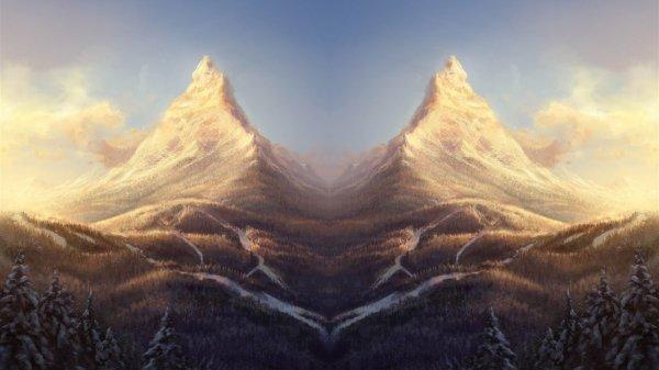 Chapitres 3 : Les deux montagnes jumelles