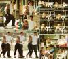 . 21/03/2000Sarah a été repérée en terrasse d'un glacier en compagnie de son Freddie à Los Angeles. Ils ont également été vus arrivant sur les lieux, corps contre corps. Toujours aussi adorable ! J'aime bien la tenue de Sassy, c'est un top encore une fois !