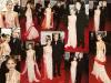. 21/01/2001Sarah M. Gellar était présente pour la première fois aux Golden Globes Awards à Los Angeles. L'actrice est arrivée aux bras de son petit-ami Freddie dans une très belle robe blanche à motifs rouges que j'aime beaucoup. C'est un beau top pour moi ! ♥