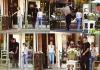 . 04/10/2001Sarah et Freddie ont été photographié faisant du shopping dans Studio City, Los Angeles. Notre couple préféré était dans un magasin pour la maison, sans doute pour embellir la leur. Trop chou ! Sassy portait une tenue toujours aussi simple, top !