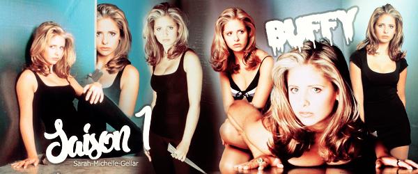 ♡  Buffy Contre Les Vampires.  Guide de la saison 1 -