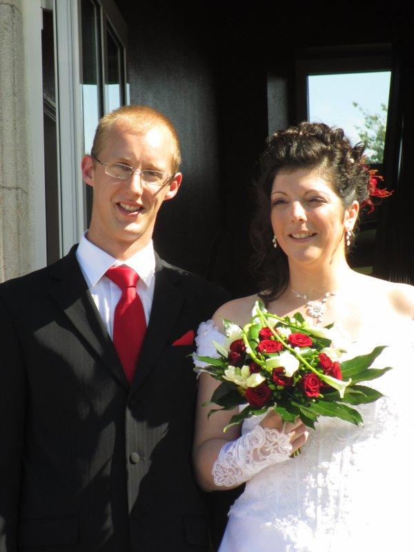 le mariage de ma nièce jéssica est denis 18 08 2012