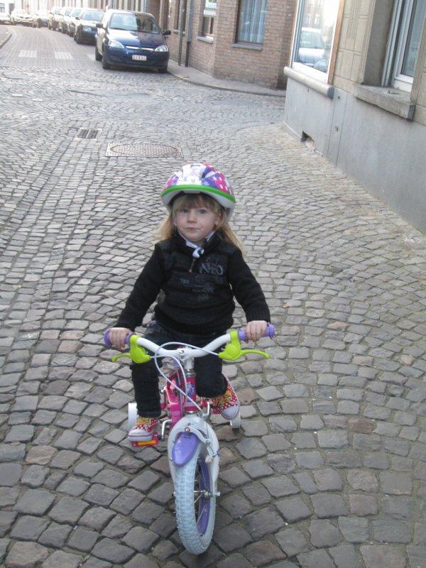 ma pouille a vélo