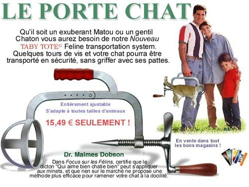 Porte chat
