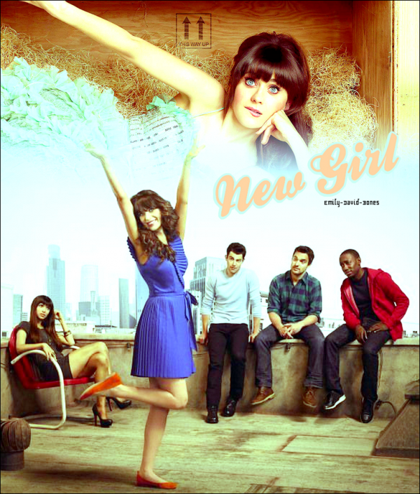 New Girl Saison 2 ♥