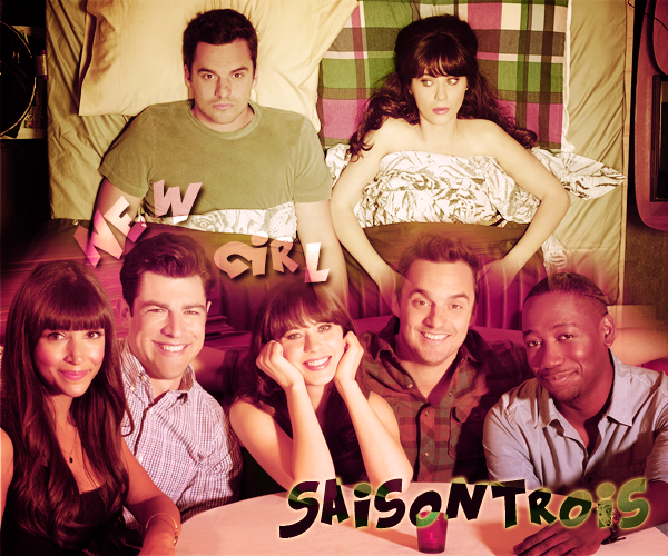New Girl Saison 3 ♥