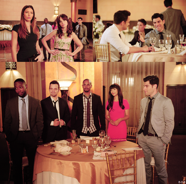 New Girl Season 4 Promo (HD) Feat Jessica Biel