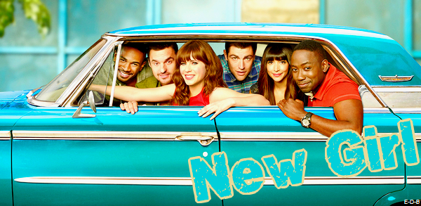 New Girl Saison 4 ♥