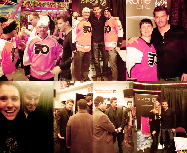 "David au ""38th Flyers Wives Carnival"" le 28/02/15 ♥"