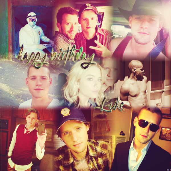 Happy Birthday Luke ♥