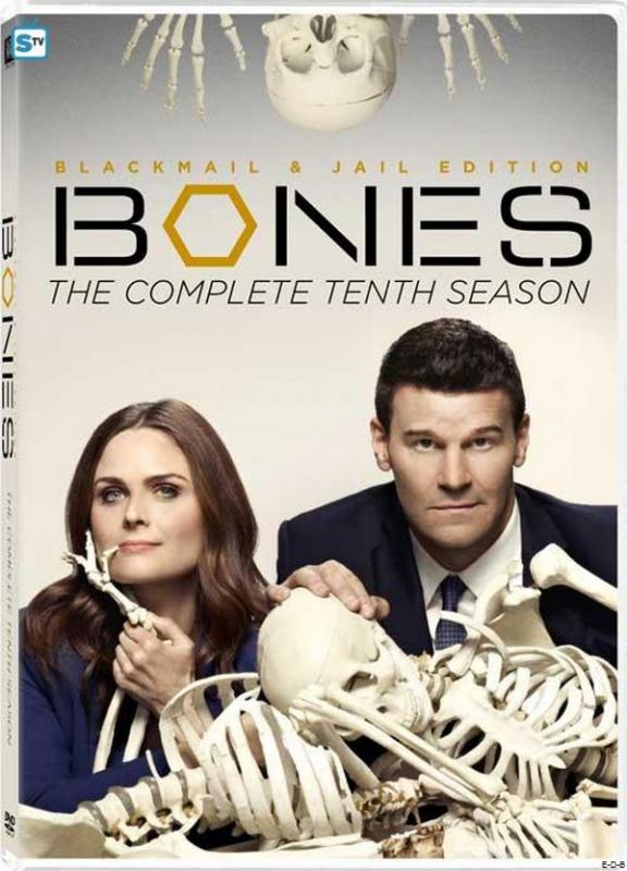 DVD de la saison 10 aux USA ♥
