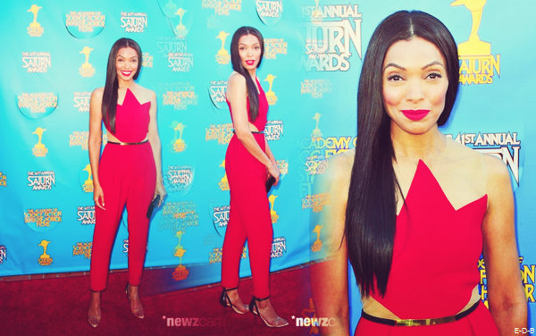 "Tamara au ""41st Annual Saturn Awards"" le 25/06/15 ♥"