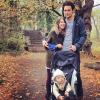 John Boyd avec sa famille ♥