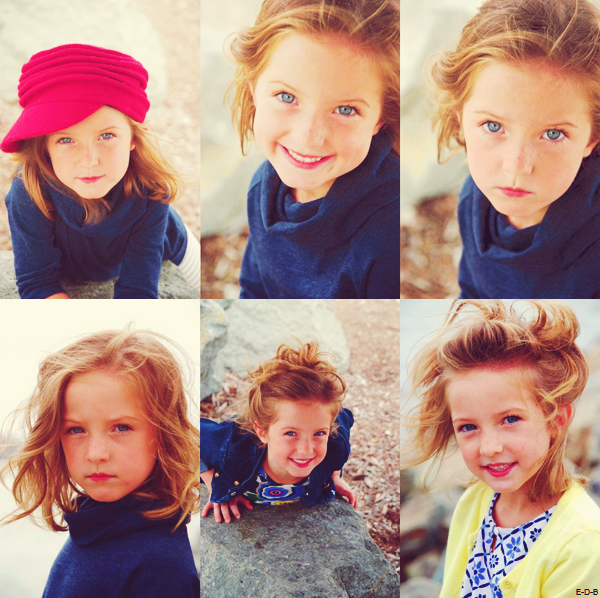 Photoshoot: Sunnie Pelant ♥