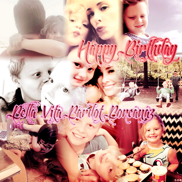 Happy Birthday Bella ♥